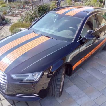 Audi A4 Avant der Fahrschule Horend-Lämmermeier